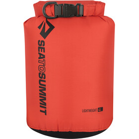 Sea to Summit Lightweight 70D - Equipaje - 4l rojo